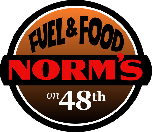 Norm's on 48th logo